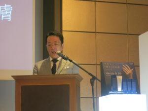 カエタステクノロジー土佐徳彦代表取締役社長