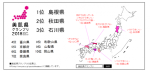 『ニッポン美肌県グランプリ2018』