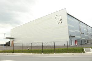 茨城新工場