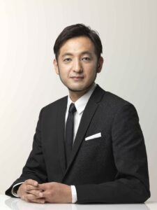 マンダムの新任代表取締役社長執行役員・西村健氏(21年4月1日付け)