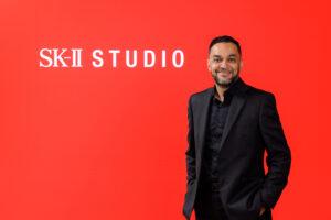 サンディープ・セス グローバルSK-Ⅱ最高責任者(CEO)