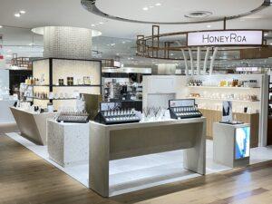 2021年5月26日にオープンしたハニーロアの名古屋ゲートタワーモール店